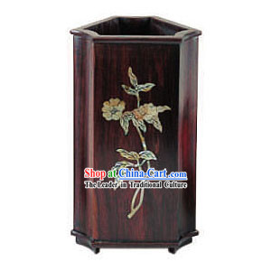 Chinese Classic Palace Pen Holder-Flower