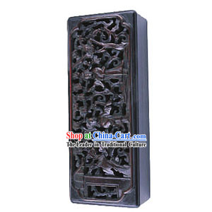 Chinese Classic Palace Carved Flower Handicraft