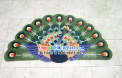 Art Decoration Chinese Hand Made Large Tapestry/Carpet (150cm*85cm)