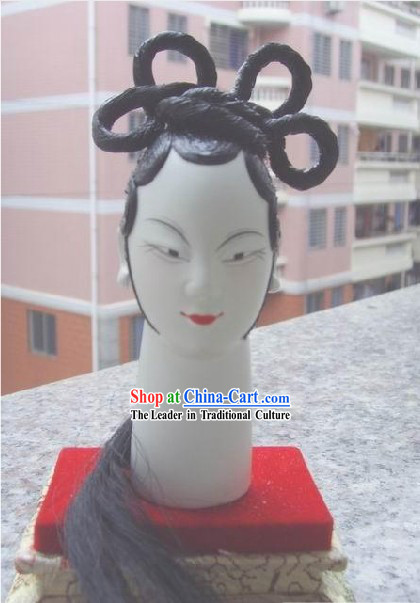 Chinese Classic Original Hand Puppet Head - Fairy