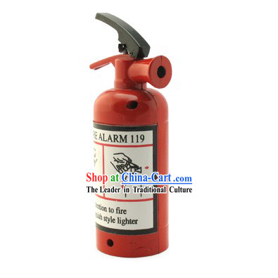 Fire-Extinguisher Shape Lighter - Christmas and New Year Gift