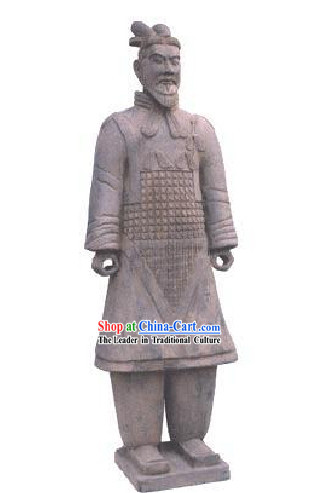 Chinese Classical Terra Cotta Warrior(Reproduction)