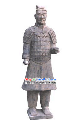 Xian Classical Terra Cotta Warrior(exactly the same as the antique)