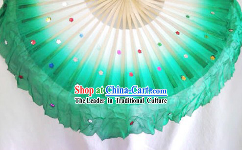 Chinese Silk Han Fans for Children
