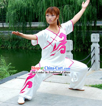 Chinese Classic Long Fist Changquan Performance Uniform