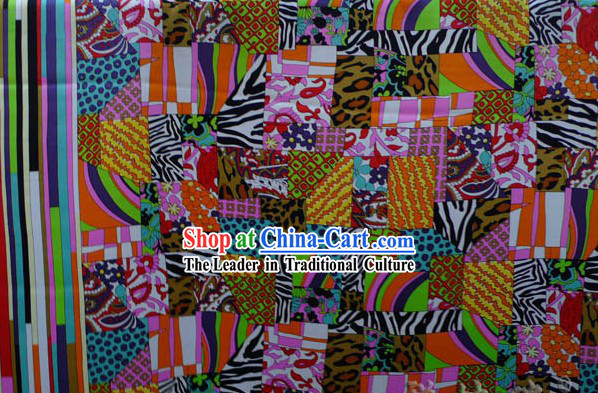 Chinese Traditional Rui Fu Xiang Silk Fabric - Planet