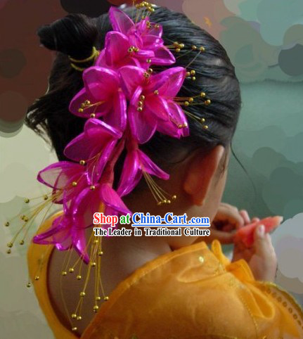 Traditional Thailand Hair Accessories