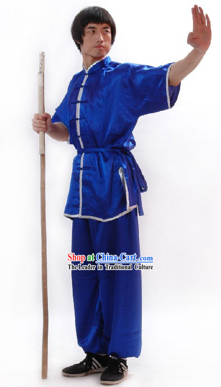 Traditional Chinese Kung Fu Uniform Set