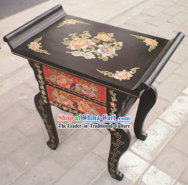 Chinese Tibetan Phone Desk