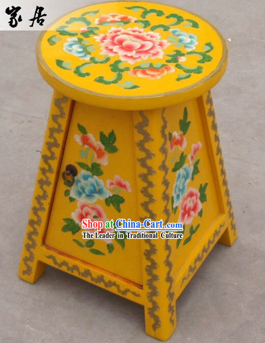 Chinese Tibetan Chair