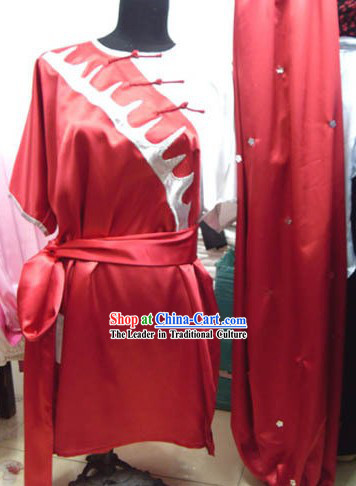 Traditional Chinese Kung Fu Martial Arts Dress Complete Set