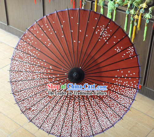 Traditional Japanese Kimono Umbrella