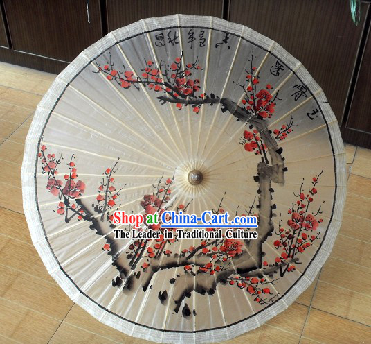 Chinese Traditional Hand Made Dance Umbrella