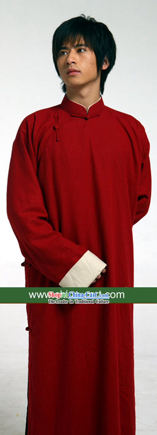 Chinese Classical Kung Fu Master Uniform