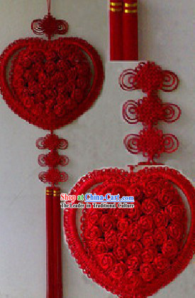 Traditional Wedding Chinese Knot