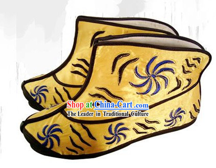 Classic Peking Opera Monkey King Shoes for Men