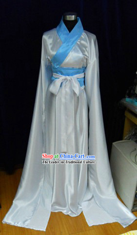 Chinese Classical Long Sleeve Dance Costume