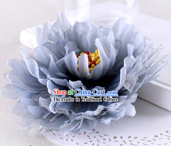 Han Chinese Clothing Hair Decoration Fabric Flower