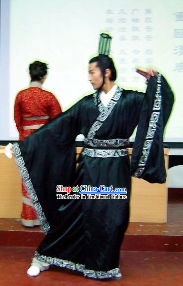 Traditional Chinese Kung Fu Costume Complete Set