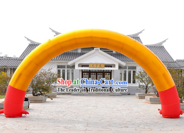 Large Chinese Inflatable Arch