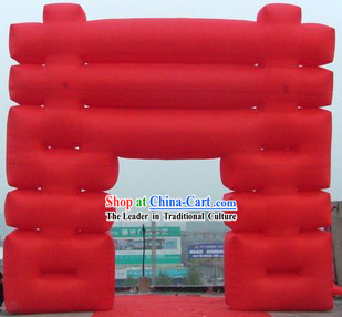 197 Inches Large Chinese Wedding Inflatable Chinese Character Xi Happiness