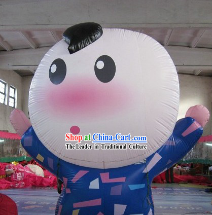 Chinese Lovely Boy Inflatable Costumes