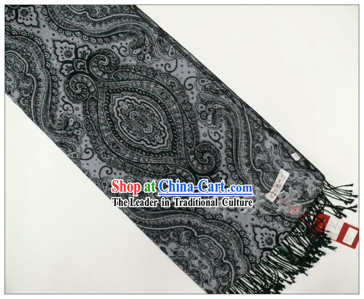 China Beijing Rui Fu Xiang Silk Scarf for Both Men and Women