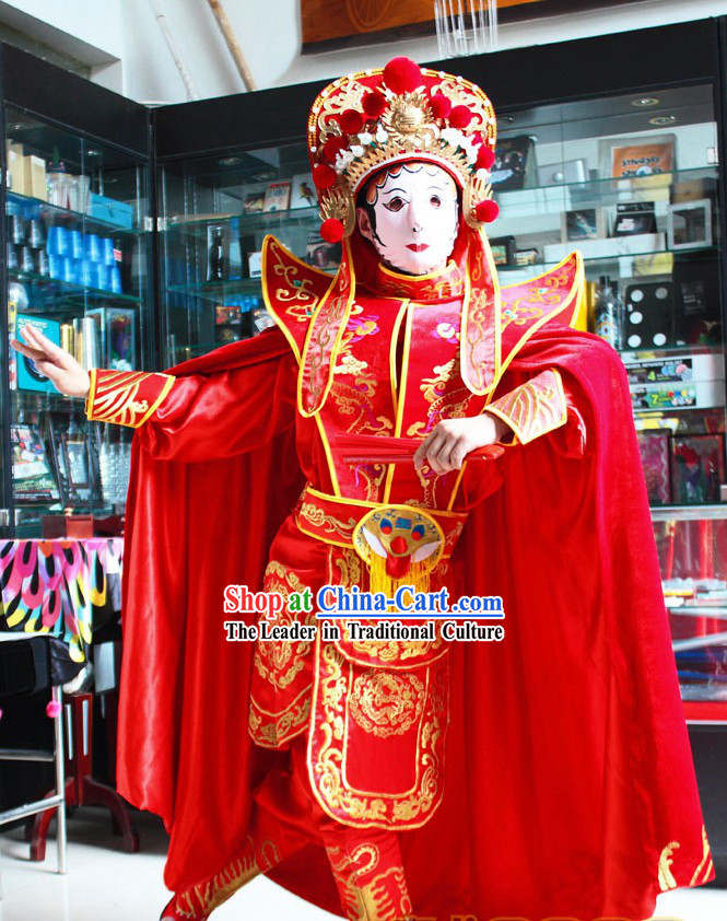 Chinese Sichuan's Face Changing Mask Performing Art Music CD and Teaching DVD Ccomplete Set