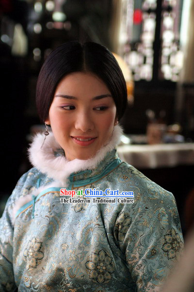 Chinese Classical Winter Warm Jacket