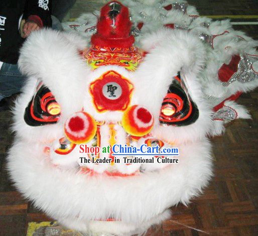 Supreme HOK SAN Opening and Celebration Lion Dancing Costume Complete Set