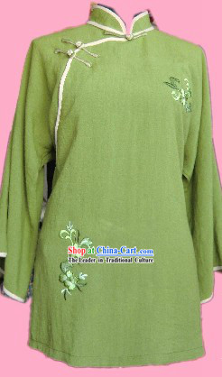 Traditional Chinese Tai Chi Wushu Clothes for Women