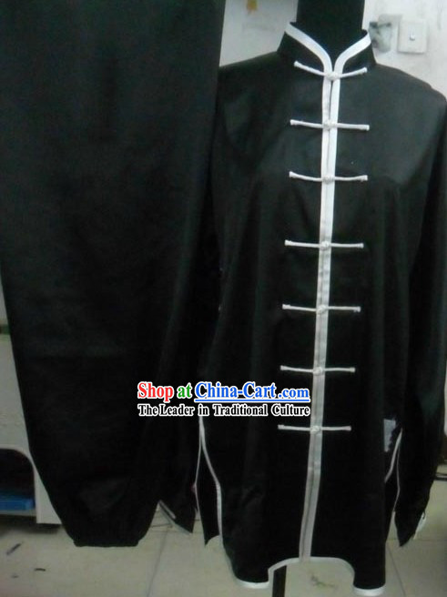 Silk Kung Fu Martial Arts Uniform for Both Men and Women