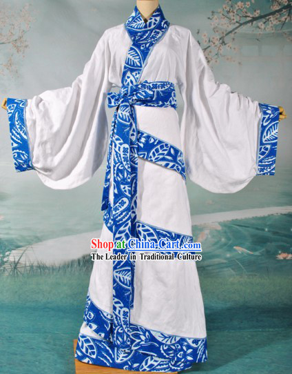 Han Dynasty Female Costumes Complete Set for Women