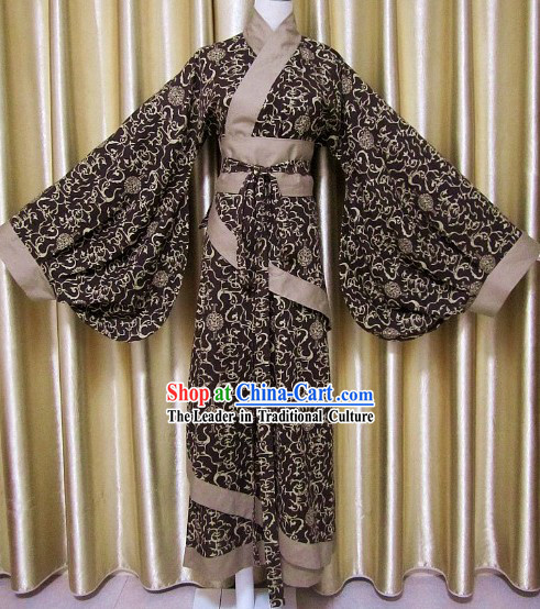Ancient Chinese Han Dynasty Palace Royal Clothing