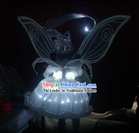 Electric LED Luminous Costumes