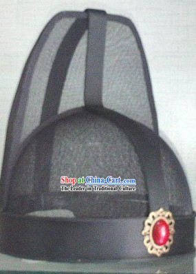 Ancient Chinese Tang and Song Gauze Cap for Men