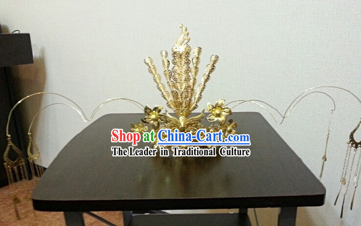 Ancient Chinese Imperial Palace Royal Princess Buyao Hair Accessories