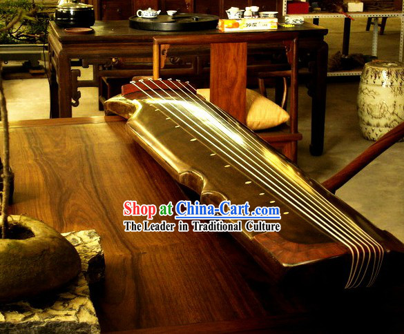 Supreme Ancient Style Chinese Guqin Zither