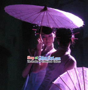 Traditional Handmade Asian Dance Umbrella