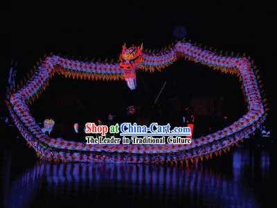 Glow in Dark Dragon Dance Costume Complete Set