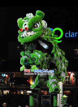 Chinese Southern Hoksan Lion Dance Costume for Adults or Kids