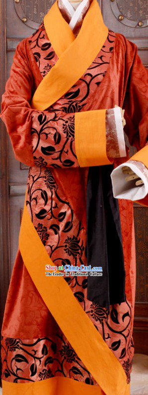 Ancient Chinese Han Dynasty Royal Women Costumes
