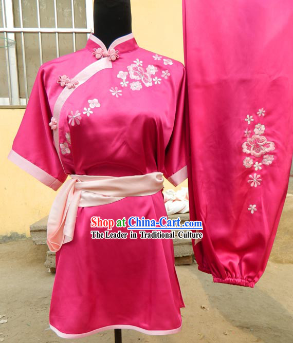Top Chinese Kung Fu Martial Arts Clothes for Women