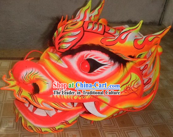 Chinese Southern Style Business Promotion New Year Dragon Dance Costume