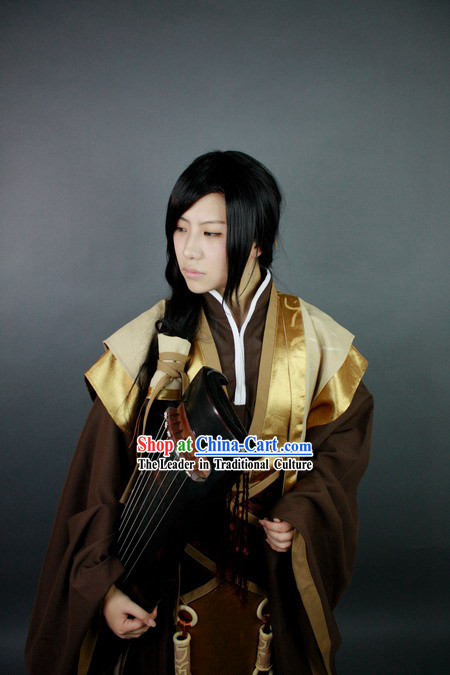 Ancient Chinese Swordsman Costume