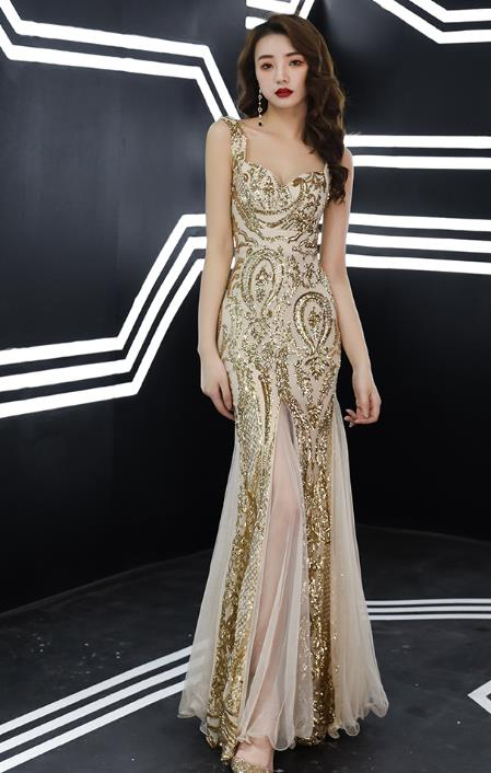 Elie Saab Long Evening Dress