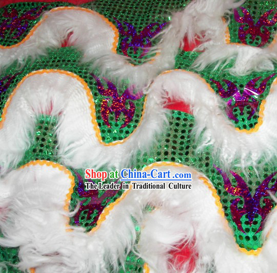 Two Pairs of Top Quality Lion Dance Pants and Shoes Covers