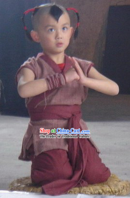 Ancient Traditional Chinese Clothes for Kids