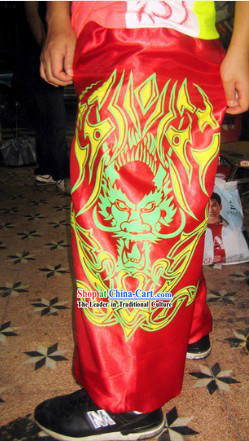 Professional Dragon Dancer and Lion Dancer Pants