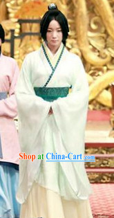China Traditional Han Dynasty Robe Clothes for Women
